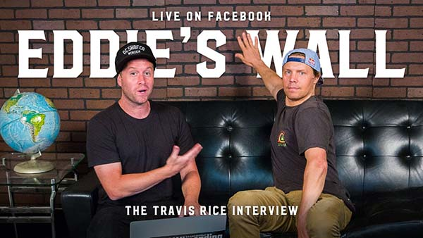 Eddie's Wall - Travis Rice