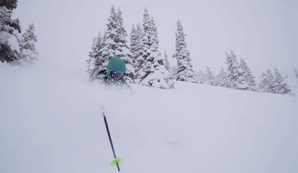 Jackson Hole Powder December
