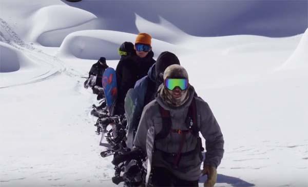 Into the White - Giro Snow