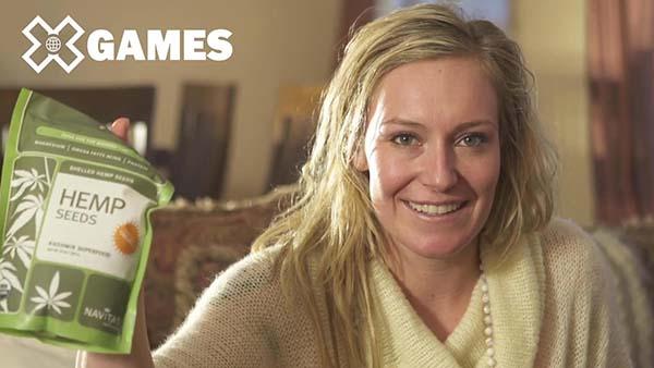 X Games Jamie Anderson