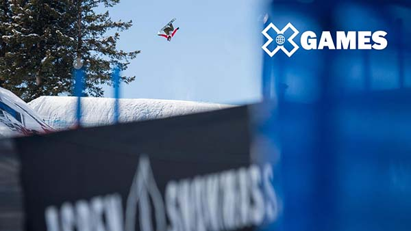 X Games Slopestyle